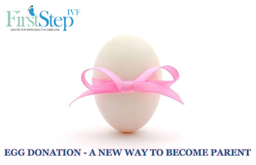 EGG DONATION - A NEW WAY TO BECOME PARENT