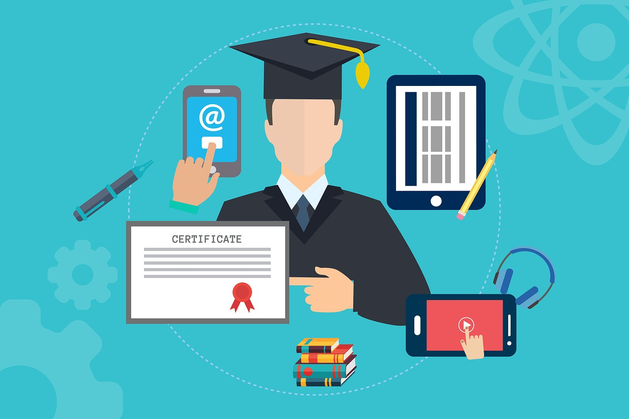 Top 5 Sites For Online Education